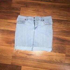 Denim Skirt by Melrose & Market